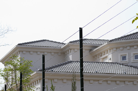 D-Fence | D-Taut Wire | Private Home