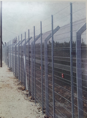 D-Fence | D-Taut Wire | Government Facility