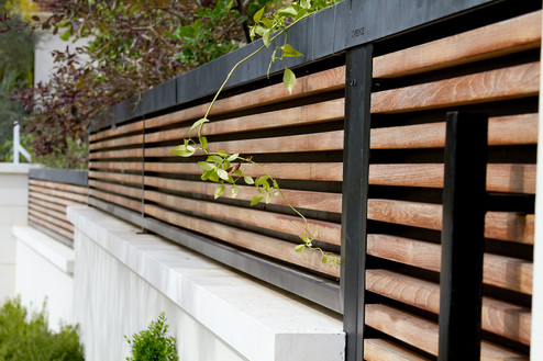 D-Fence | D-Pressure Strip | Private Home