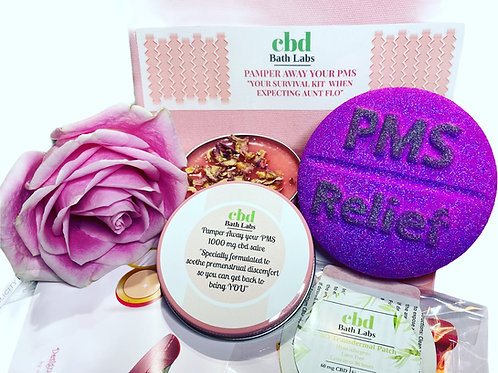Pamper Away your PMS bundle
