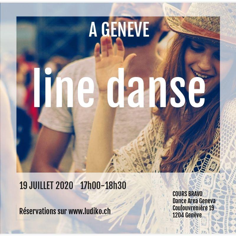 Flyer line danse 19 juillet 2020