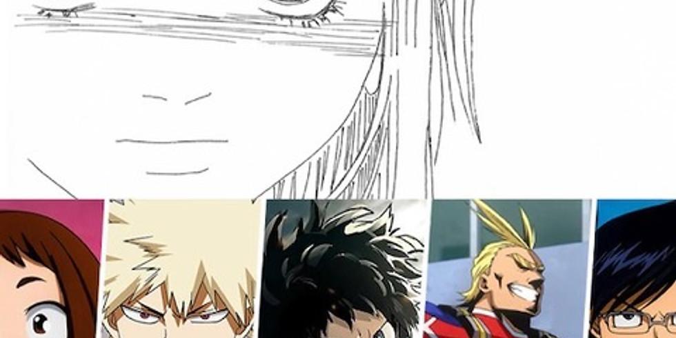 Summer internship: Atelier Mangas & BD I