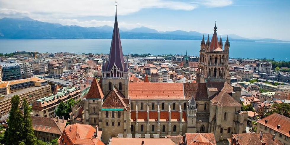 Guided tour: Art Nouveau in Lausanne