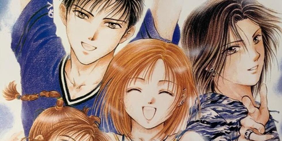 Stage d'été : Atelier Mangas & BD II