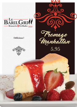 Fromage Manhathan