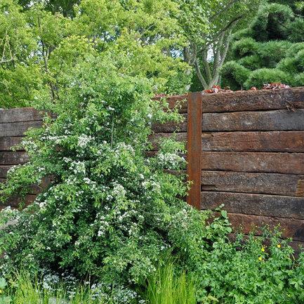 Sichtschutz, Zaun, Gartengestaltung, Gartenplanung