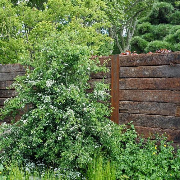 Sichtschutz, Zaun, Gartengestaltung, Gartenplanung, Gartenideen