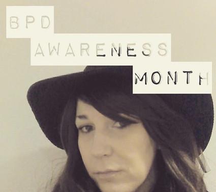 BPD  Awareness Month Events