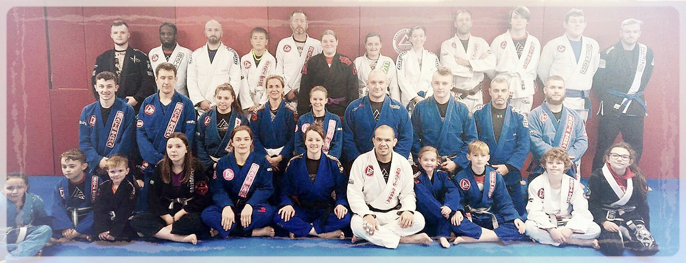 Around 35 people came along to Vanessa's BJJ Seminar