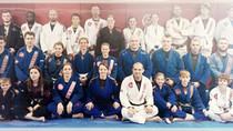 Black Belt Jiu-Jitsu European Champion & World Medallist raises £292 for Borderline Arts