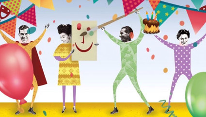 Borderline Arts is FOUR years old!