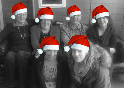 Happy Christmas From Borderline Arts!