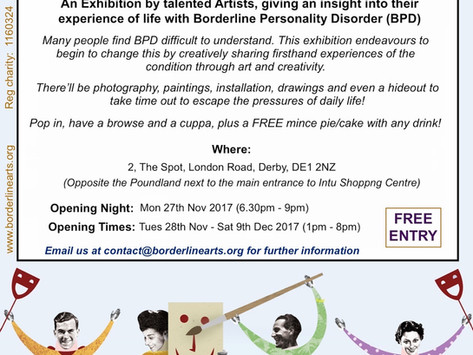 Art Exhibition gives Firsthand Insight into Life with Severe Mental Illness