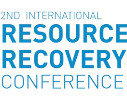 Conference @2nd International Resource Recovery Conference