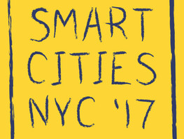 Launch of NY Blue Tech: Workshop -  Smart Cities NYC '17