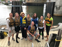 Summer Outing 2018 @Newtown Creek