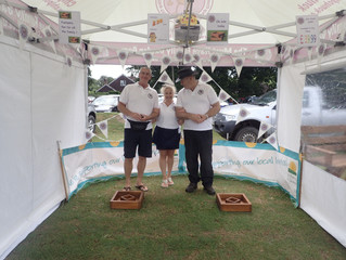 Wivelsfield Village Day -last fundraiser of the summer