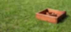 Wooden Garden Game