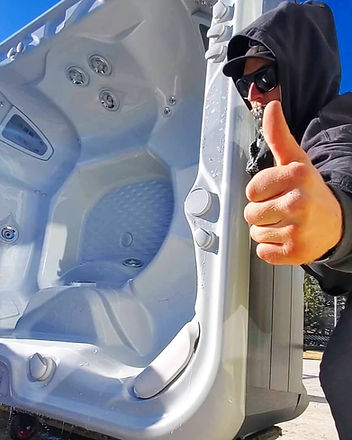 #1 Hot Tub Movers In Reno & Tahoe
