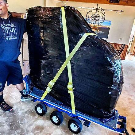 Climate Controlled Piano Storage In Reno