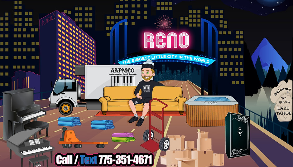 Reno Moving Company Anytime Anywhere Pia