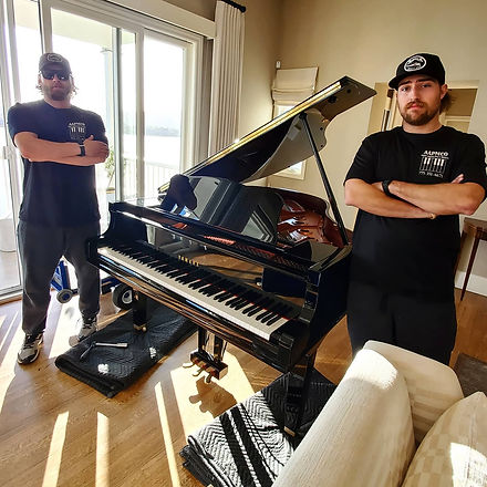 Piano Movers in Reno & Tahoe
