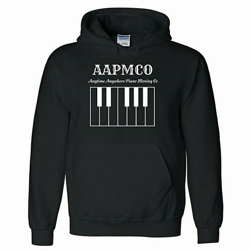 Aapmco Sweatshirt Black Reno Piano Movers Reno Piano Moving