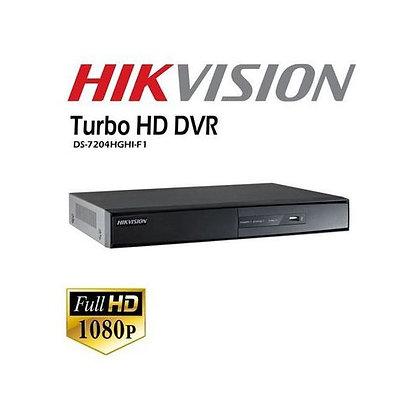 Hikvision DVR XVR 4CH 2MP 1080P Turbo HD