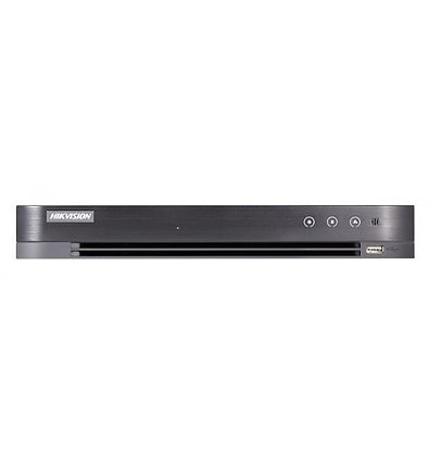 DVR Hikvision 4 canaux 1080p 1U H.265 (DS-7204HQHI-K1 / E)
