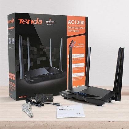 Tenda AC6 / Routeur WiFi Smart double bande AC1200