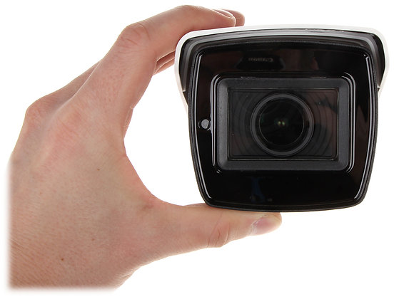 Caméra Hikvision Bullet Varifocale Motorisée 5 MP (