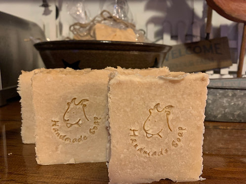 Rosemary & Grapefruit Goat's Milk Soap