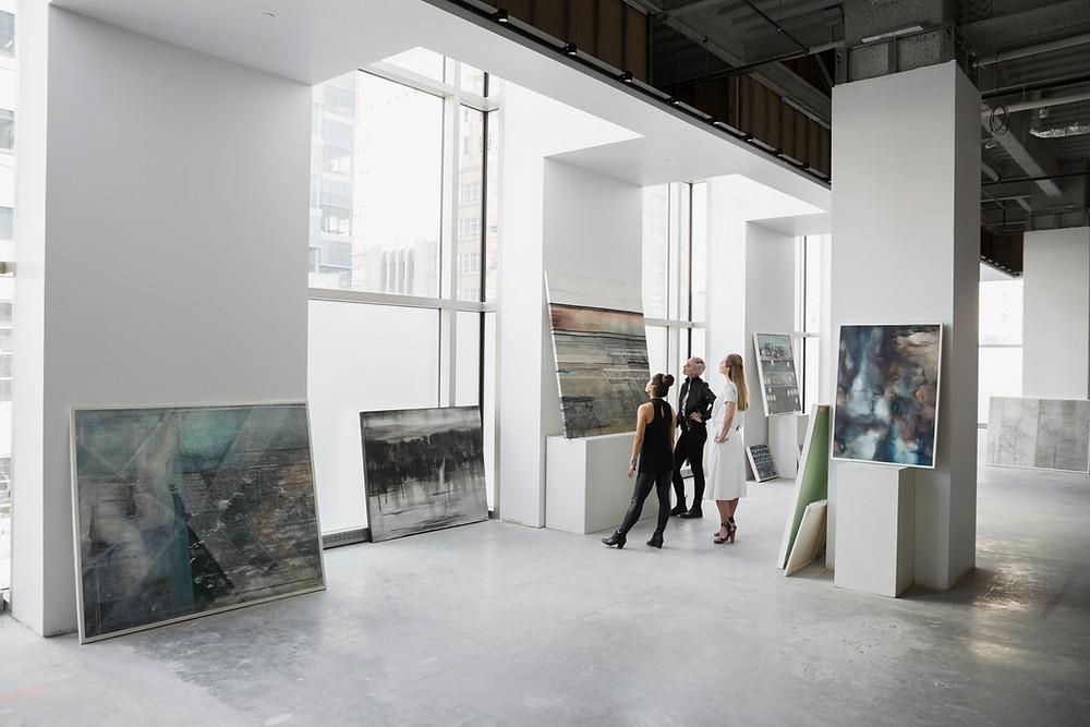 art appraisal by Gerard Van Weyenbergh