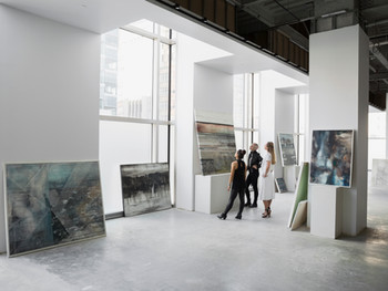 Confira a coleção de arte de Remy Martino