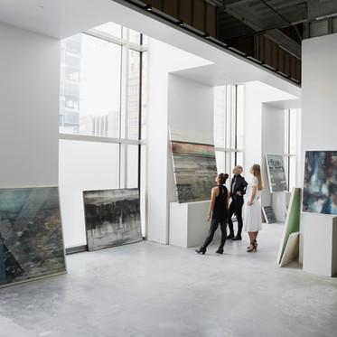Descubre la colección de arte de Romina Fernandez