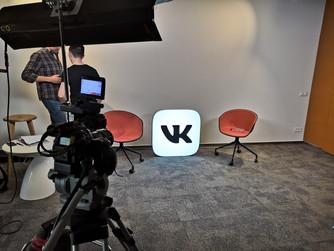Прямой эфир ВКонтакте