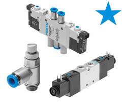 Blue star Valves