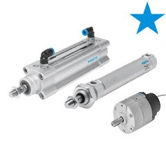 Blue Star Cylinders