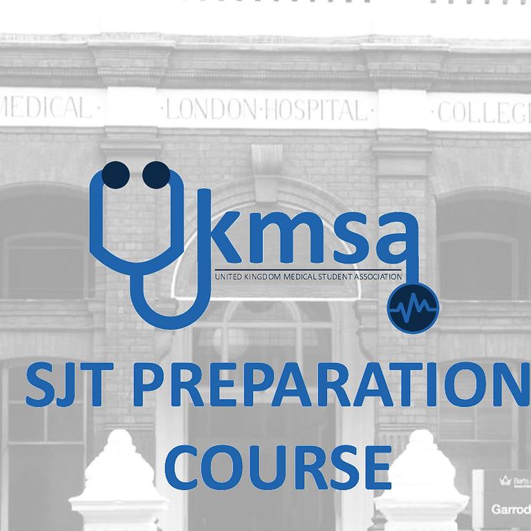 UKMSA SJT Preparation Course