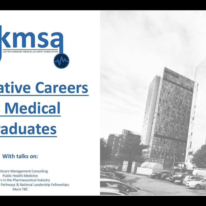 Alternative Careers for Medical Graduates