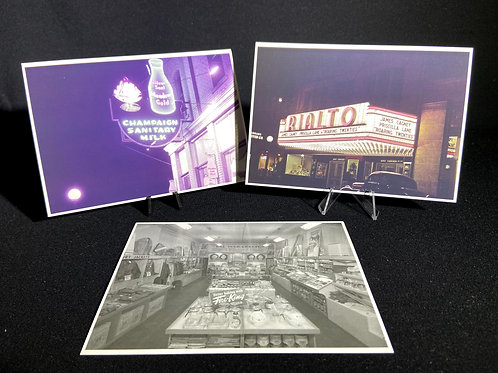 CCHM Postcards - Local Business Collection
