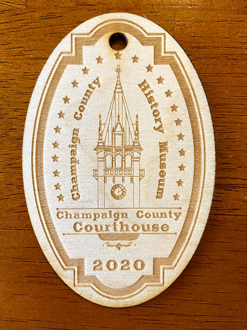 2020 CCHM Holiday Ornament