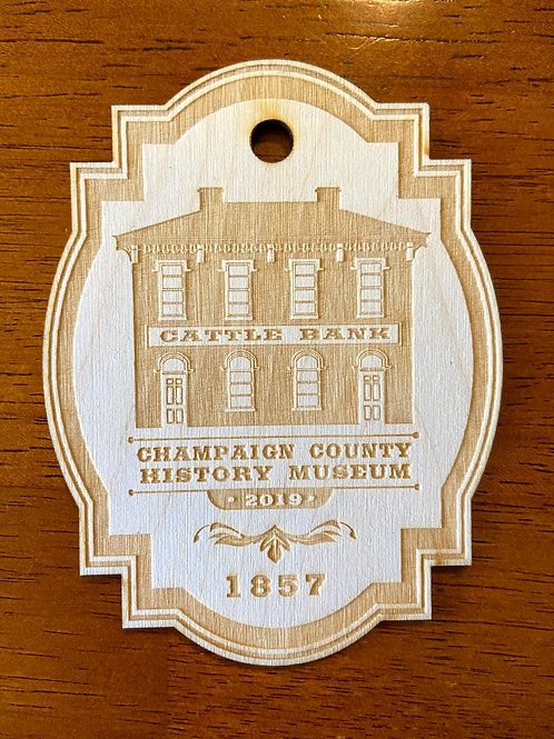 2019 CCHM Holiday Ornament