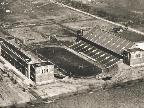 CCHM Postcard - Memorial Stadium