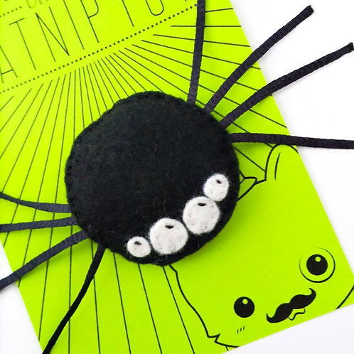 Catnip Spider