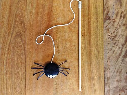Itsy Bitsy Spider-on-a-string