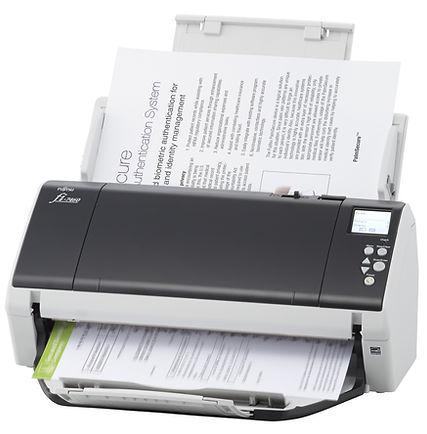 Fujitsu Escáner Scanner documentos a3 Fi7460 Fi-7460 Quito Ecuador Innovacioes Tecnologicas 7460