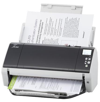 Fujitsu Escáner Scanner documentos a3 Fi7480 Fi-7460 Quito Ecuador Innovaciones Tecnologicas 7480