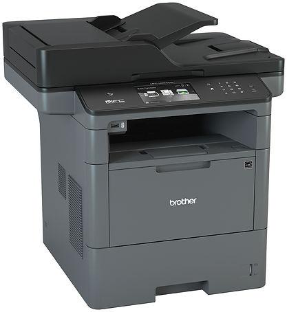 Brother MFCL6800DW Impresora Láser Multifuncional A4 48ppm ideal para ambientes de home office y corporativos con funcionalidades de red, conectividad y funcionalidad a un precio competitivo. Representante para el Ecuador Innovaciones Tecnológicas S.A.
