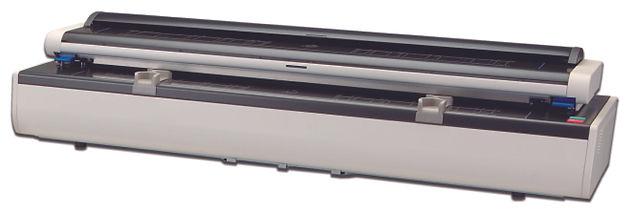 "Escáner de planos A0 & A1 KIP para formatos A4, A3, A2, A1 & A0 de 36"" de ancho - Digitaliza documentos de hasta 106 cm de ancho"